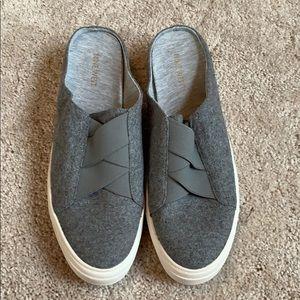 Elastic Sneaker Slides